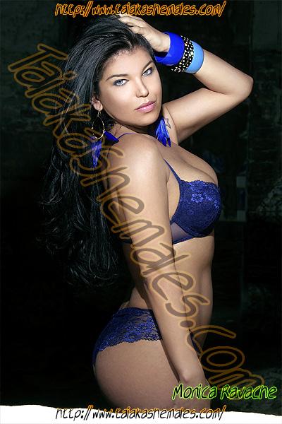 Travesti Monica Ravache