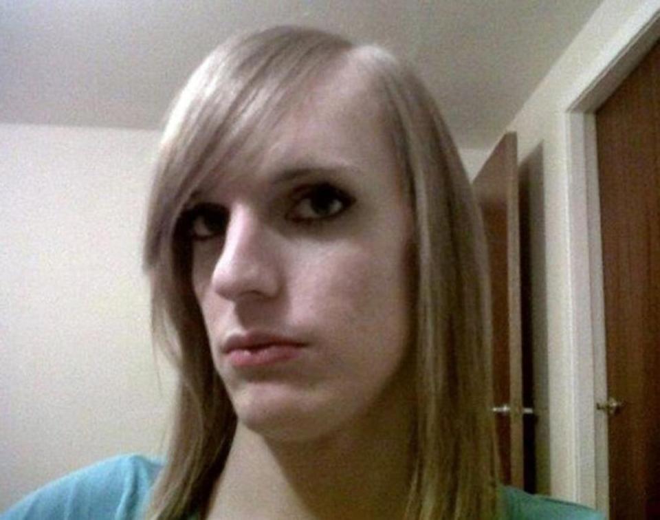 la mujer que soñaba con follar con una transexual
