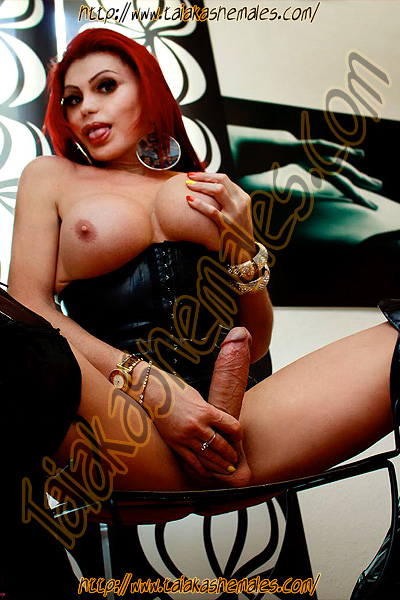 Travesti Escort Alexa Dshamps