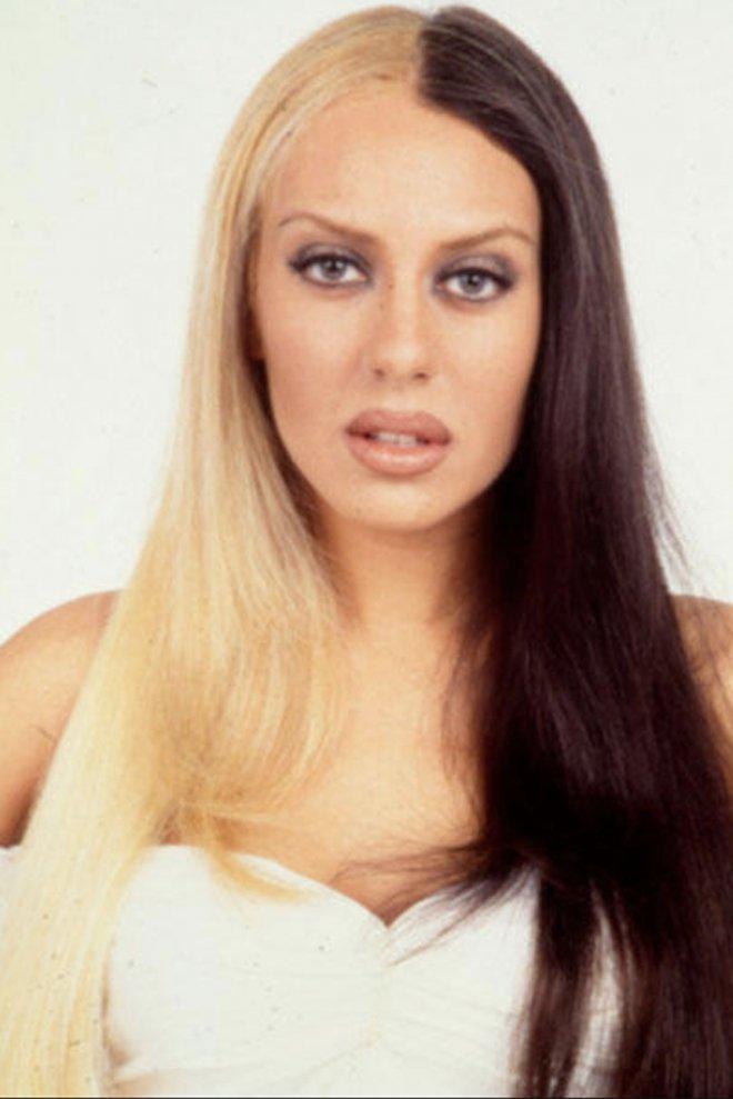 La guapa cantante Monica Naranjo