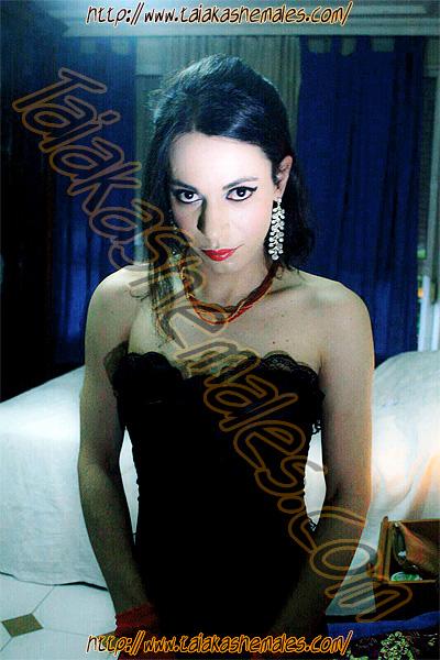 Ana Paula travesti portuguesa en Extremadura