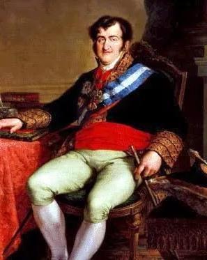 El superdotado Rey Fernando VII