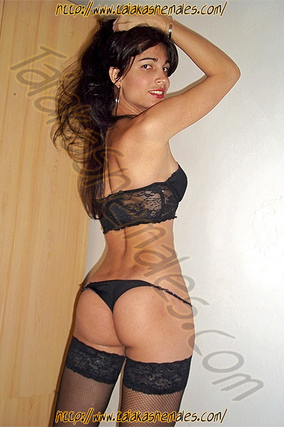 Travesti Iolanda en Madrid