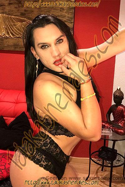 Nick Fox travesti brasileña sensual en Madrid